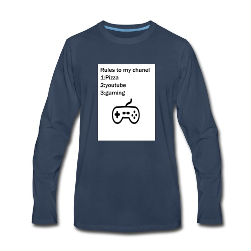 jxgamer merch - Men's Premium Long Sleeve T-Shirt