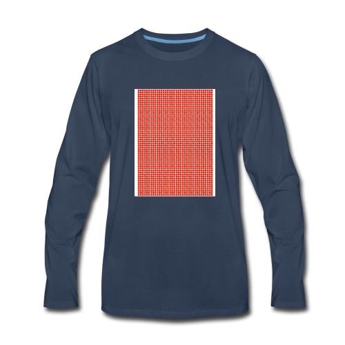 dots - Men's Premium Long Sleeve T-Shirt
