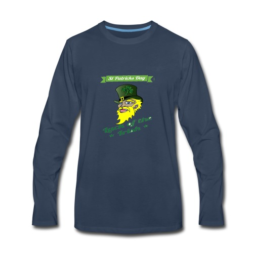 Patricks day - Men's Premium Long Sleeve T-Shirt