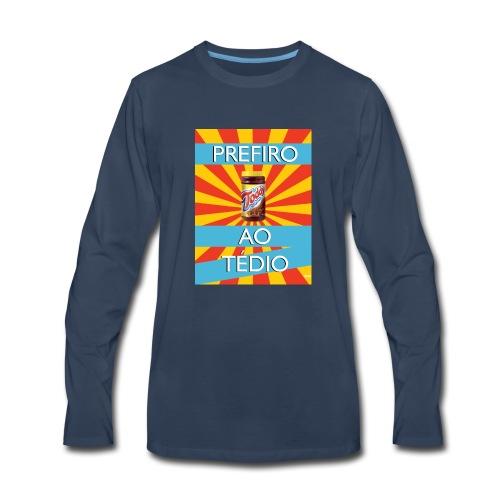 Tddy - Men's Premium Long Sleeve T-Shirt