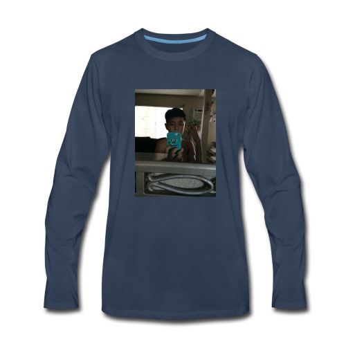 The Armando 1 - Men's Premium Long Sleeve T-Shirt