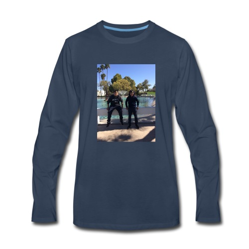 DDA457CA 8017 416C A815 78B1C1CBDFBF - Men's Premium Long Sleeve T-Shirt