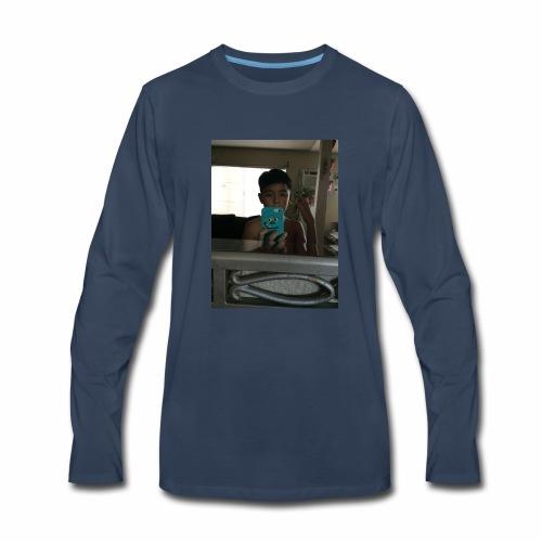 2AC708B8 231C 4766 98F9 41CDC1F96D93 - Men's Premium Long Sleeve T-Shirt
