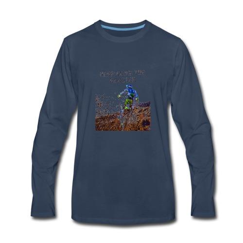 MX Rooster - Men's Premium Long Sleeve T-Shirt