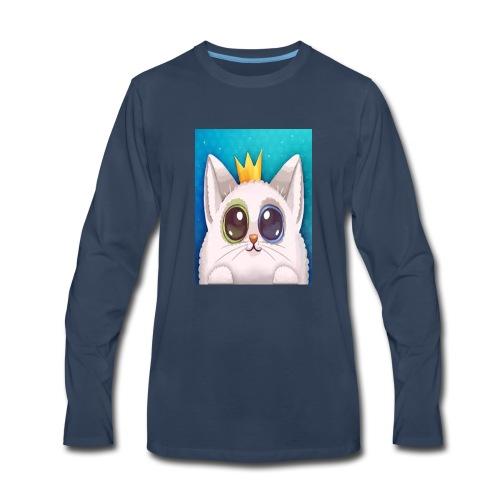 Cute Cat - Men's Premium Long Sleeve T-Shirt