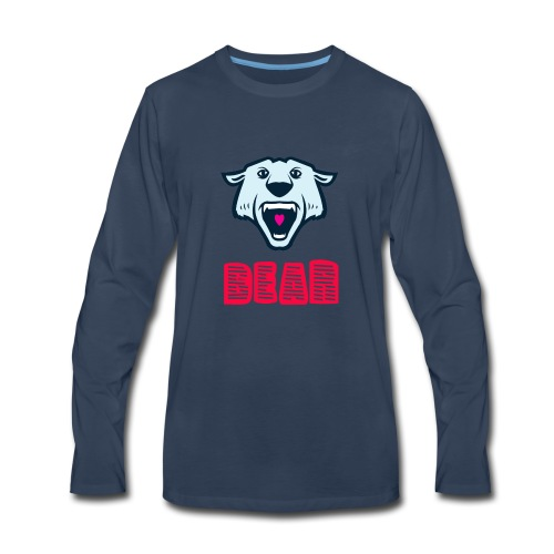 its a bear - Men's Premium Long Sleeve T-Shirt