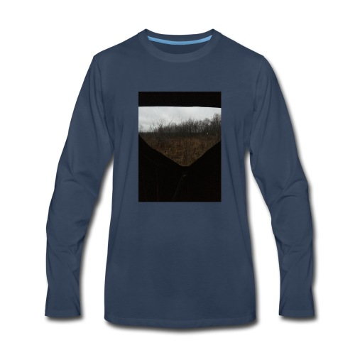 Dark Sky Blind - Men's Premium Long Sleeve T-Shirt