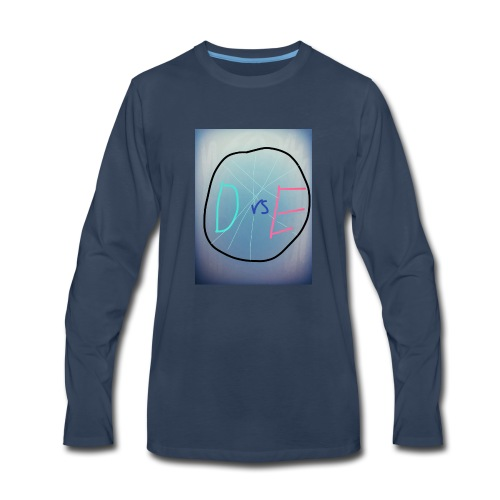 4E4D00FD CF97 46D7 9AFC 4F86443D5686 - Men's Premium Long Sleeve T-Shirt