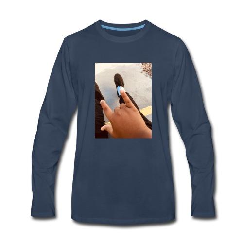 Dartagnan Webb - Men's Premium Long Sleeve T-Shirt
