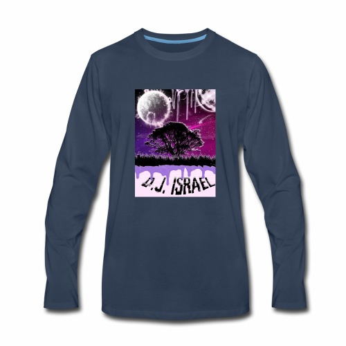 TOF Family Custom Dj Israel syrup - Men's Premium Long Sleeve T-Shirt