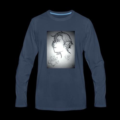Werewolf - Men's Premium Long Sleeve T-Shirt