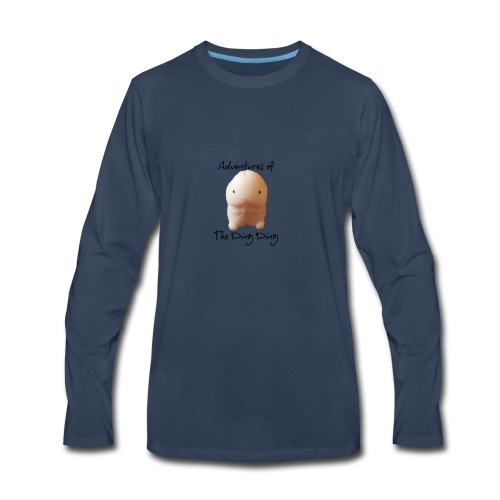 Adventures of The Ding Ding - Men's Premium Long Sleeve T-Shirt
