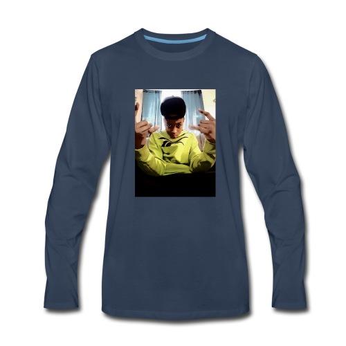 Lil juan - Men's Premium Long Sleeve T-Shirt