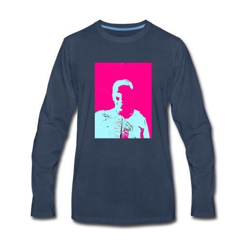 FlyinSubmarine - Men's Premium Long Sleeve T-Shirt