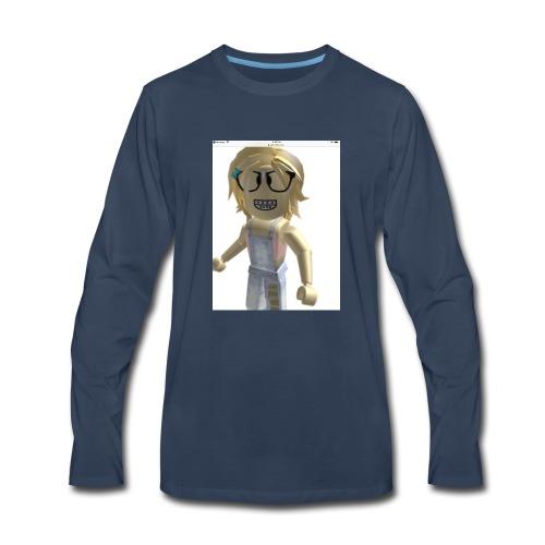 Kelly mug - Men's Premium Long Sleeve T-Shirt