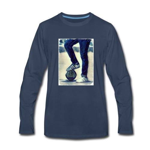 Football Freaks - Men's Premium Long Sleeve T-Shirt