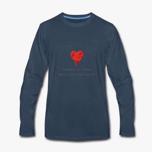 Coldest Winter - Men's Premium Long Sleeve T-Shirt