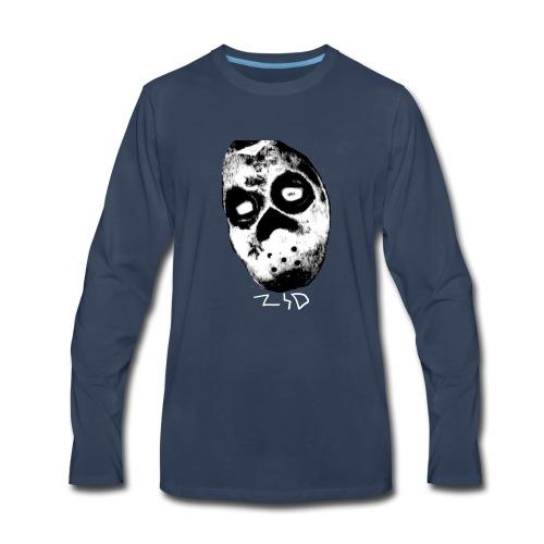 Logo YT - Men's Premium Long Sleeve T-Shirt