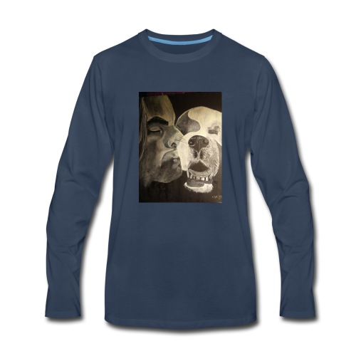 Mike Decker & Stoney Bear - Men's Premium Long Sleeve T-Shirt