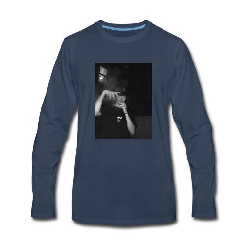 Night Walker Design - Men's Premium Long Sleeve T-Shirt