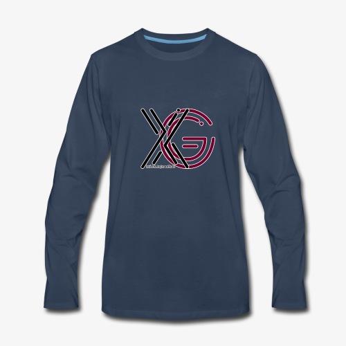 Xanthari Gaming - Men's Premium Long Sleeve T-Shirt