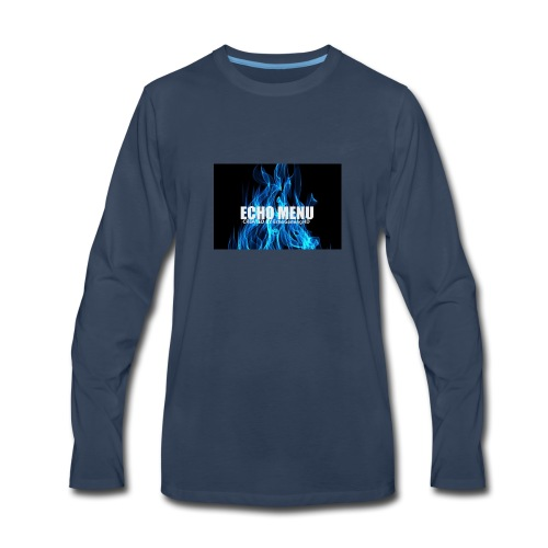 ECHO - Men's Premium Long Sleeve T-Shirt