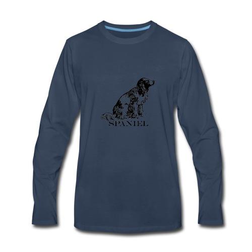Spaniel - Men's Premium Long Sleeve T-Shirt