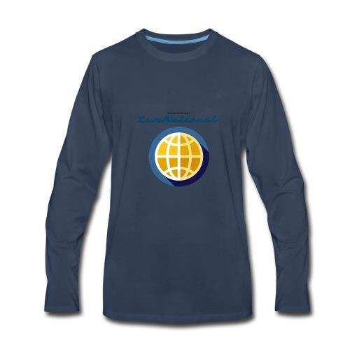 Lux National Merchandise - Men's Premium Long Sleeve T-Shirt