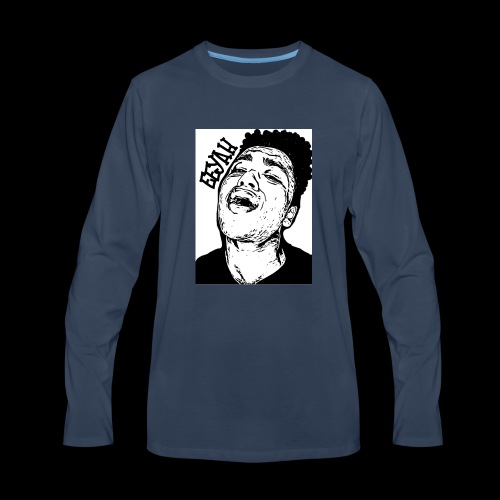 Eeyah - Men's Premium Long Sleeve T-Shirt
