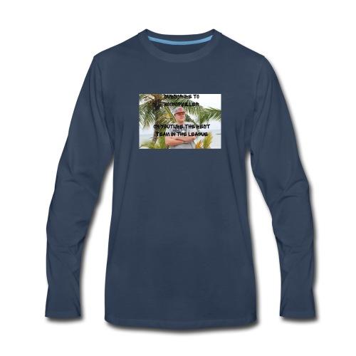 Bookofmiller Finest - Men's Premium Long Sleeve T-Shirt
