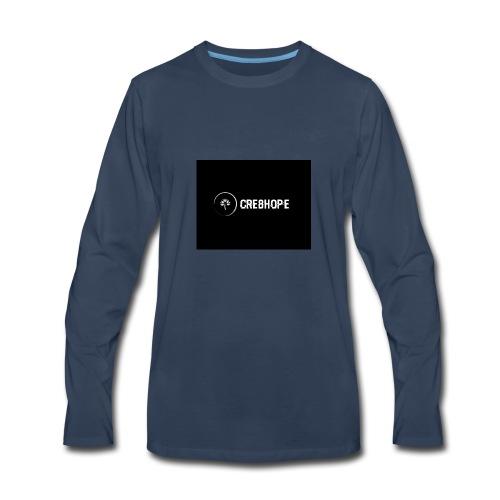 Hope for change - Men's Premium Long Sleeve T-Shirt