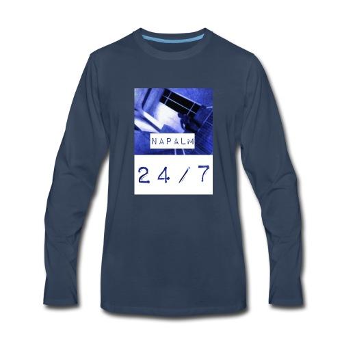 24/7 - Men's Premium Long Sleeve T-Shirt