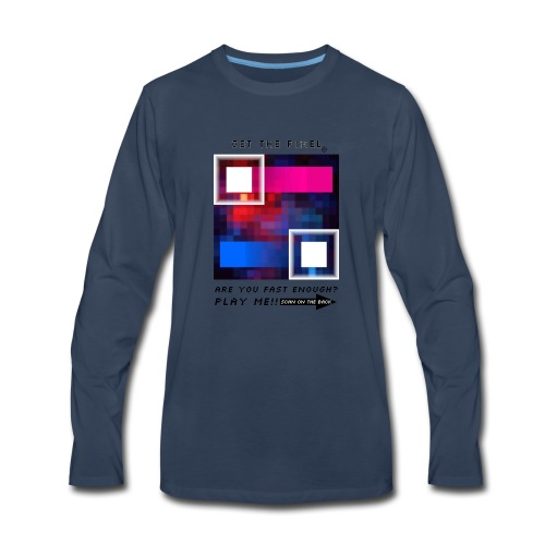 Logo GTP for shirt - Men's Premium Long Sleeve T-Shirt