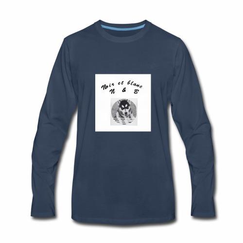 D2D530FB DBBD 4EA9 A3E6 43B2967C256C - Men's Premium Long Sleeve T-Shirt