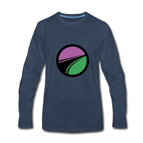 Team Pauper Logo - Men's Premium Long Sleeve T-Shirt