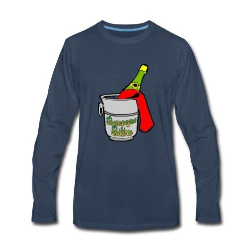 Champagne Children - Men's Premium Long Sleeve T-Shirt