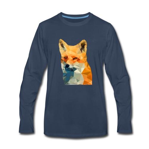 Jonk - Fox - Men's Premium Long Sleeve T-Shirt