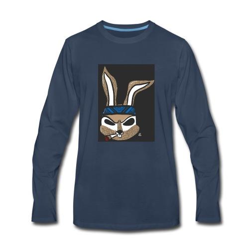 Bada$$ Bunny - Men's Premium Long Sleeve T-Shirt