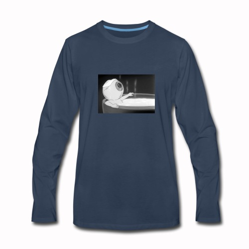 The Despicable Eye - Men's Premium Long Sleeve T-Shirt