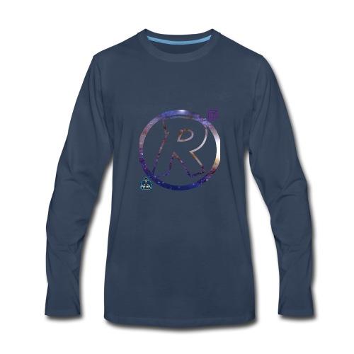 RaG3 Union Galaxy` - Men's Premium Long Sleeve T-Shirt