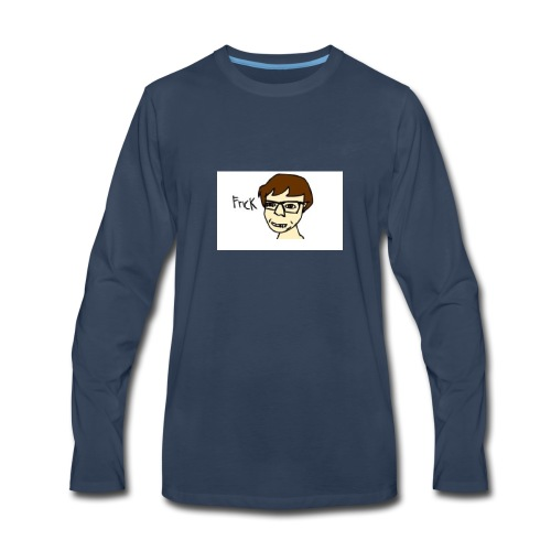 Frick this case - Men's Premium Long Sleeve T-Shirt