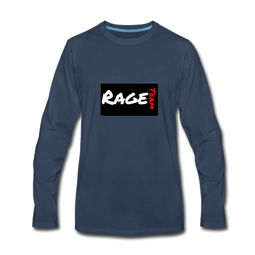 TheRageTeam T-Shirt - Men's Premium Long Sleeve T-Shirt