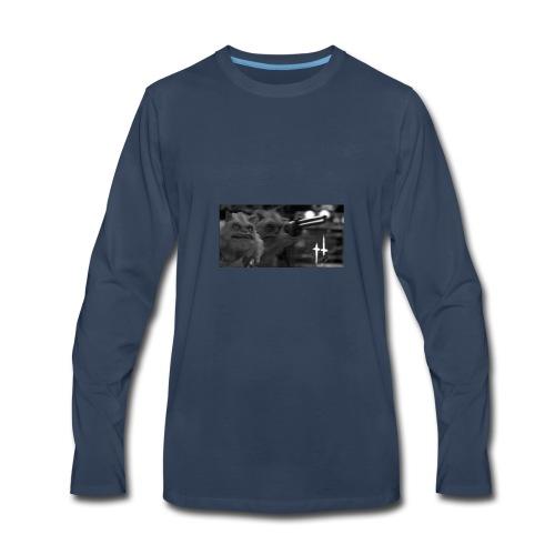 hunt2 - Men's Premium Long Sleeve T-Shirt