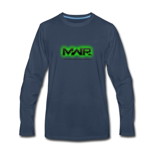 Call Of Duty : Modern Warfare Remastered - Men's Premium Long Sleeve T-Shirt