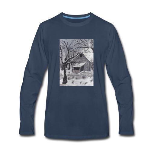 IMG 20171222 0002 - Men's Premium Long Sleeve T-Shirt