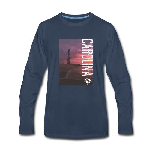 Carolina Tee - Men's Premium Long Sleeve T-Shirt