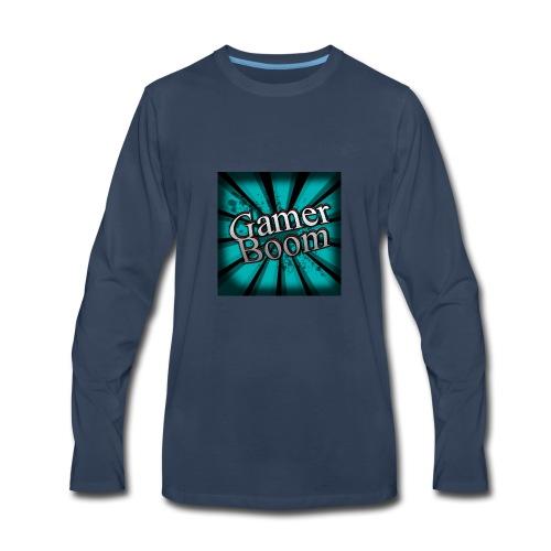 Lo Mejor de GamerBoom - Men's Premium Long Sleeve T-Shirt
