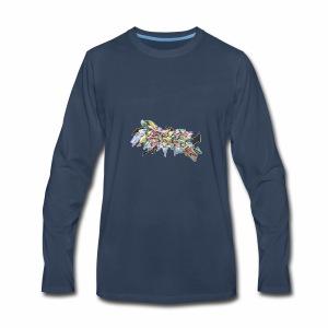 CanvasShirt - Men's Premium Long Sleeve T-Shirt