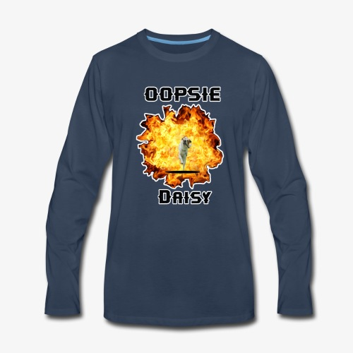 OopsieDaisy - Men's Premium Long Sleeve T-Shirt