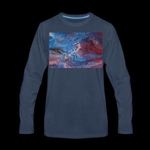 friendly neighborhood spiderman - Men's Premium Long Sleeve T-Shirt